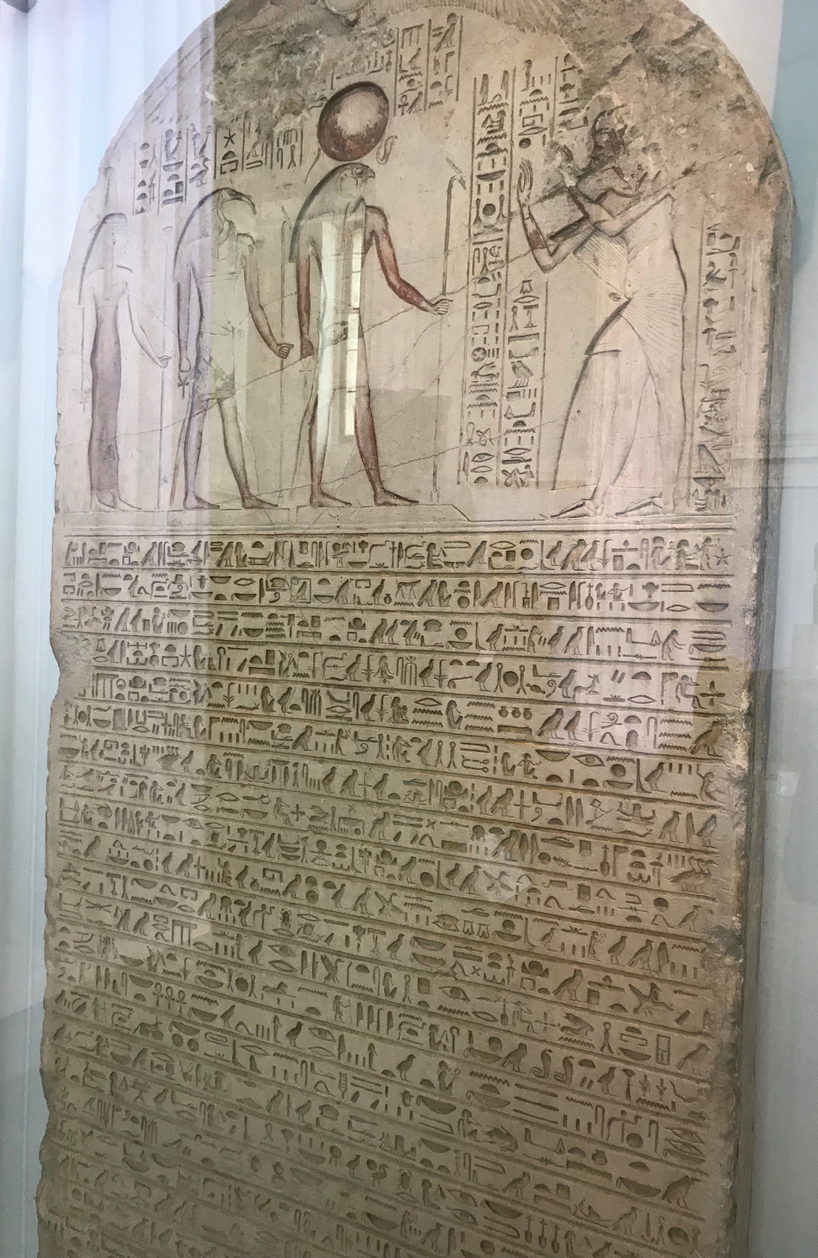 (fictional) Notes from The British Museum #10