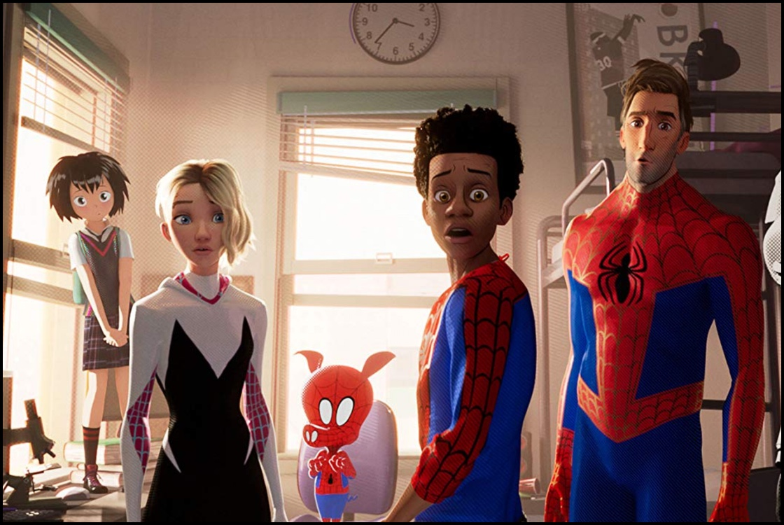 Spider-Man: Into the Spider-Verse Best Animated Feature Oscar 2018