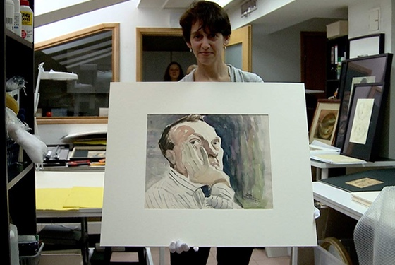 Chasing Portraits Elizabeth Rynecki