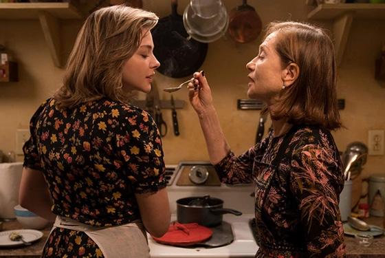 Greta Chloë Grace Moretz Isabelle Huppert