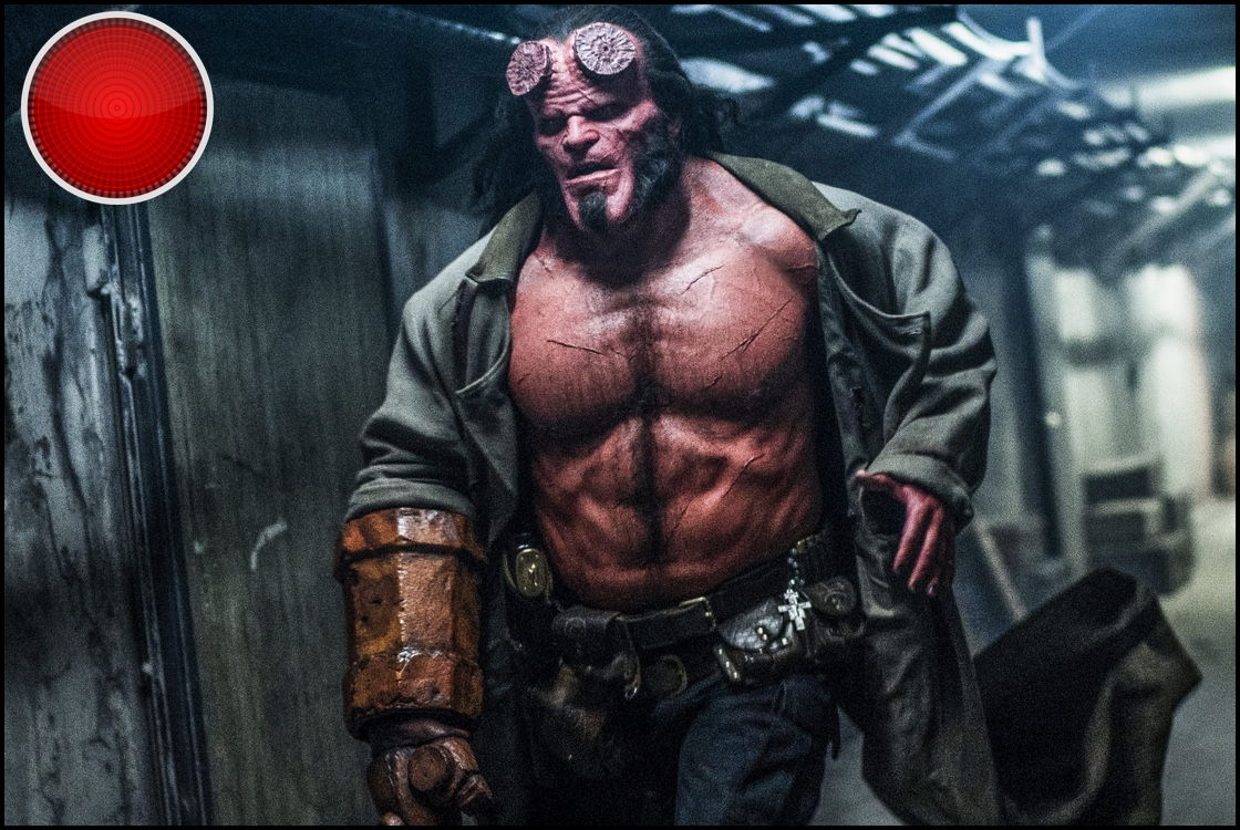 Hellboy 2019 red light