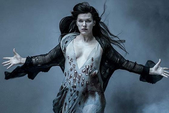 Hellboy 2019 Milla Jovovich