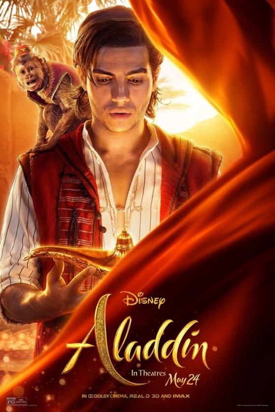 Aladdin Và Cây Đèn Thần ( 2019 ) - Aladdin (2019)