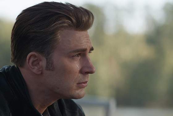 Avengers Endgame Chris Evans