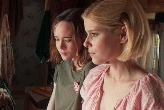 My Days of Mercy Ellen Page Kate Mara