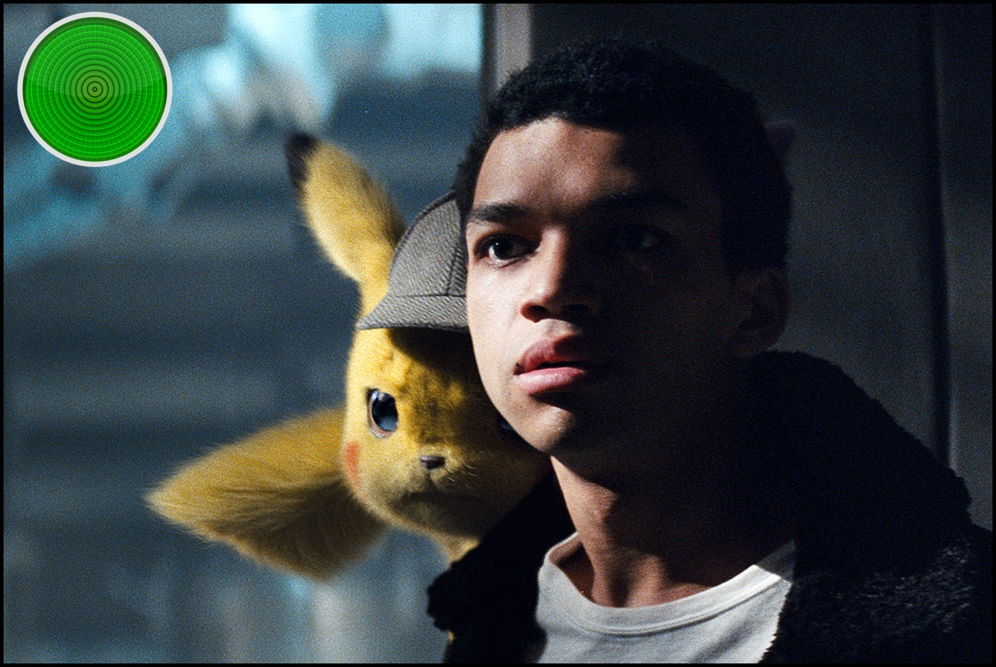 Pokémon Detective Pikachu green light
