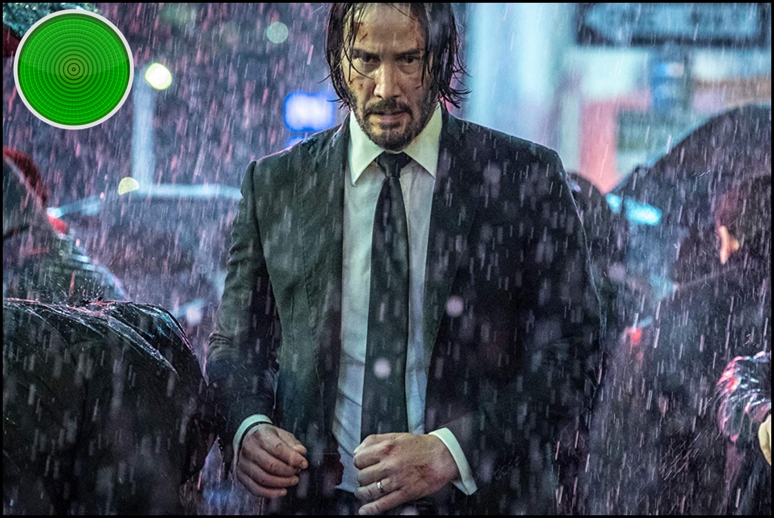 John Wick Chapter 3 Parabellum green light