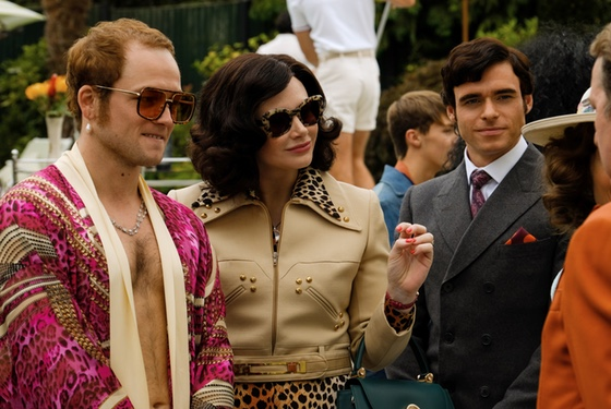 Rocketman Taron Egerton Bryce Dallas Howard Richard Madden