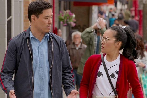 Always Be My Maybe Randall Park Ali Wong