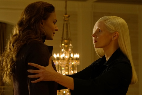 X-Men Dark Phoenix Sophie Turner Jessica Chastain