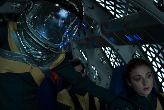 X-Men Dark Phoenix Kodi Smit-McPhee Sophie Turner