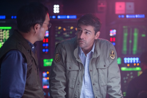 Godzilla King of the Monsters Ken Watanabe Kyle Chandler