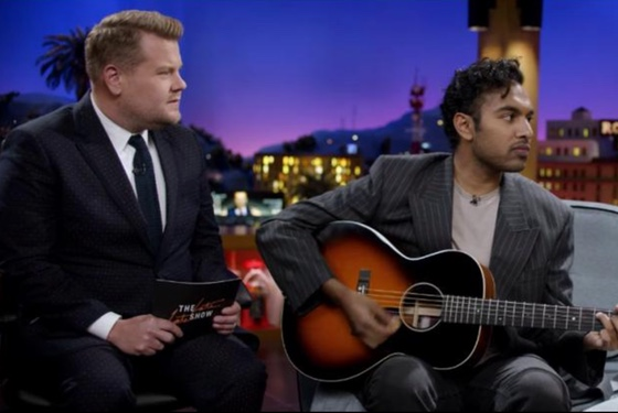Yesterday James Corden Himesh Patel