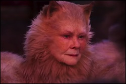 herewith the 'Cats' trailer, because OMG
