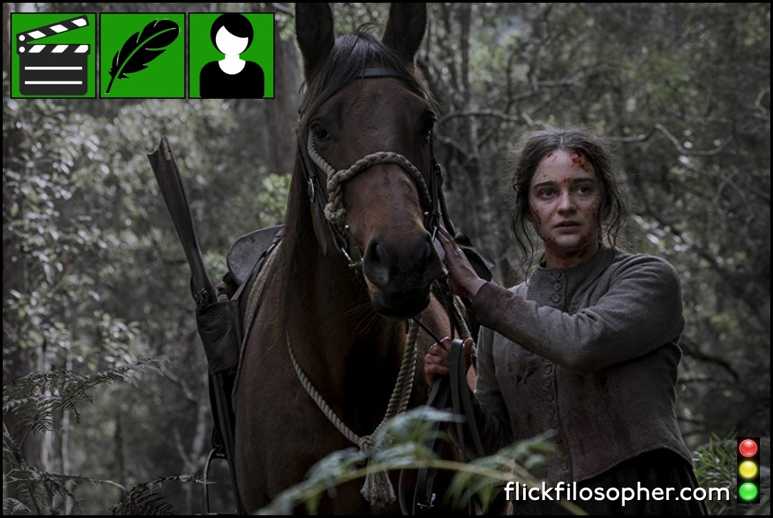 The Nightingale: female director, female writer, female protagonist