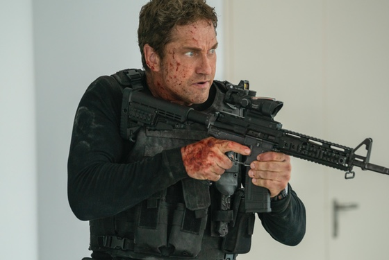 Angel Has Fallen Gerard Butler