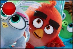 The Angry Birds Movie 2 movie review: seeing red seeing Red