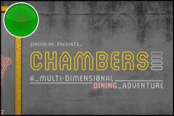 Chambers_ immersive dining experience — the review