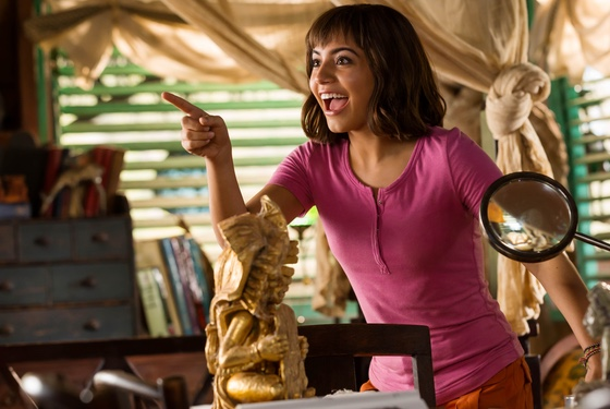 Dora and the Lost City of Gold Isabela Moner