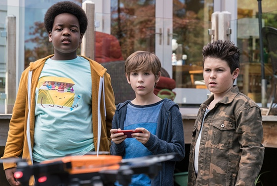 Good Boys Keith L. Williams Jacob Tremblay Brady Noon