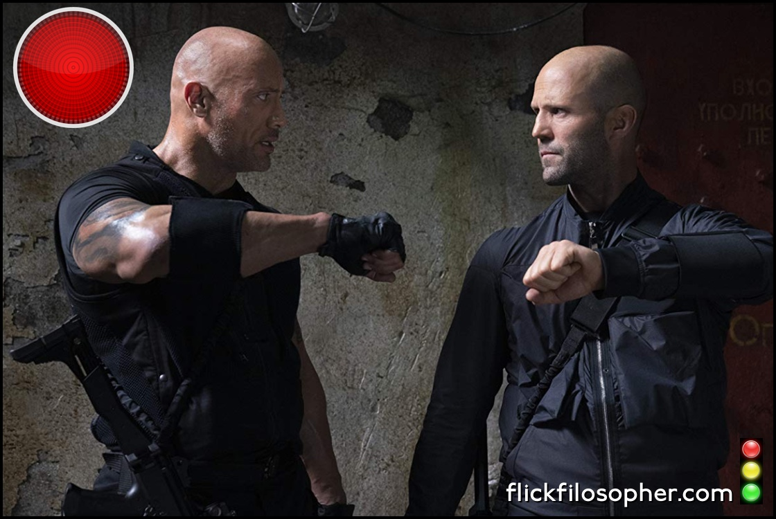 Fast & Furious Hobbs & Shaw red light