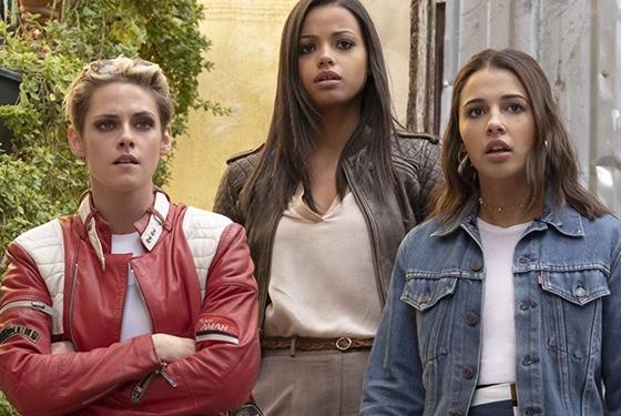 Charlie's Angels Kristen Stewart, Naomi Scott Ella Balinska