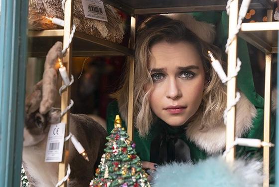 Last Christmas Emilia Clarke