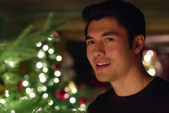 Last Christmas Henry Golding