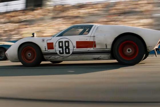 Le Mans '66 Ford v Ferrari