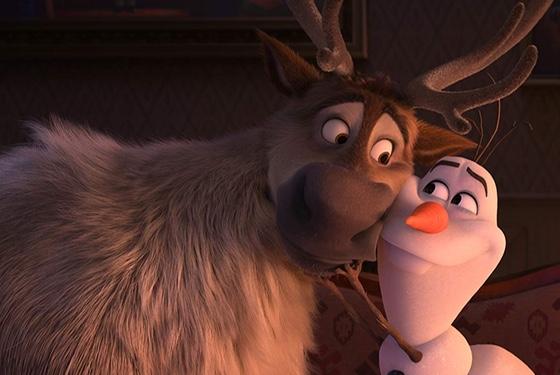 Frozen II Sven Olaf