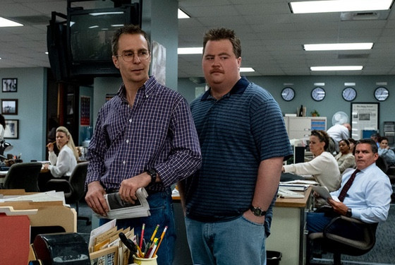 Richard Jewell Sam Rockwell Paul Walter Hauser