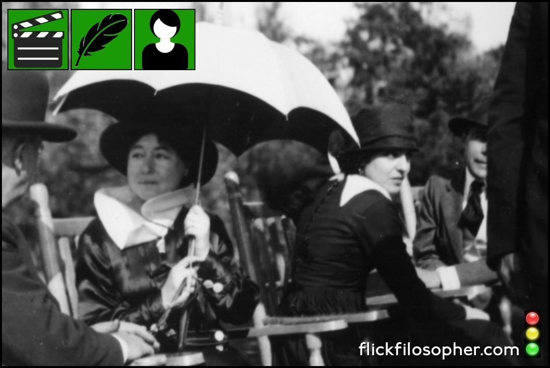 Be Natural: The Untold Story of Alice Guy-Blache: female director, female writer, female protagonist