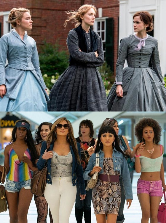 Little Women and Hustlers are the same movie