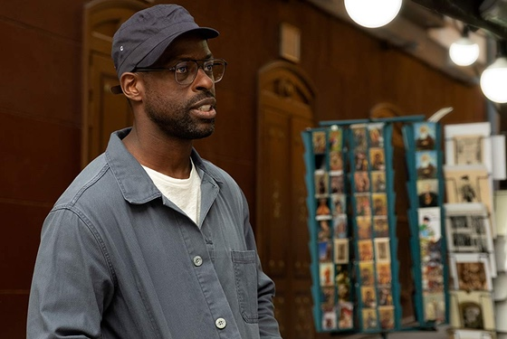 The Rhythm Section Sterling K. Brown