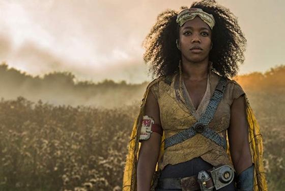 Star Wars The Rise of Skywalker Naomi Ackie