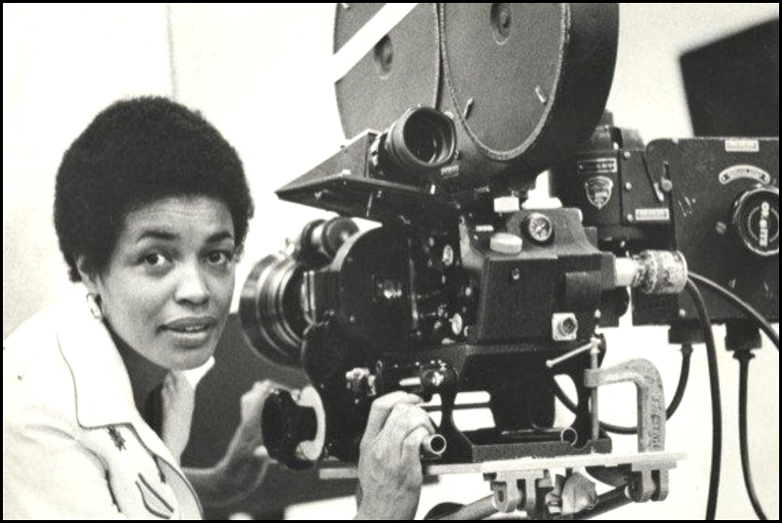 black woman film director