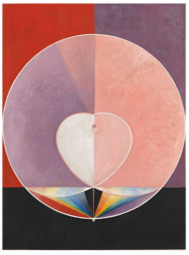 Hilma af Klint The Dove No 2