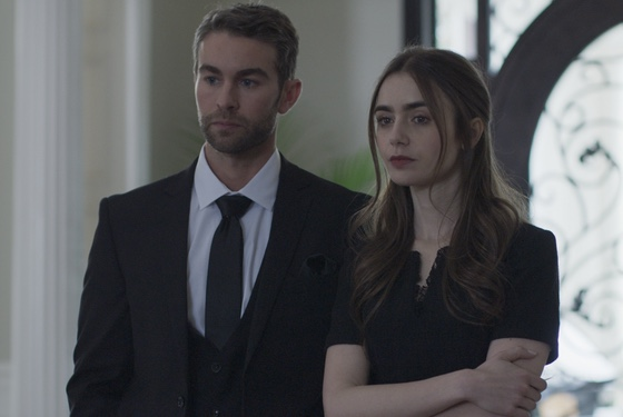 Inheritance Chace Crawford Lily Collins