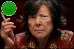Lucky Grandma movie review: brittle old lady