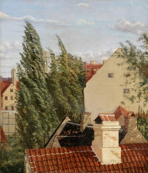 """""""Rooftops"""" by Frederik Niels Martin Rohde"""