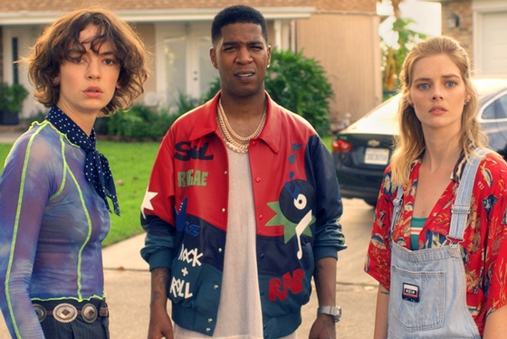 Bill and Ted Face the Music Brigette Lundy-Paine Kid Cudi Samara Weaving