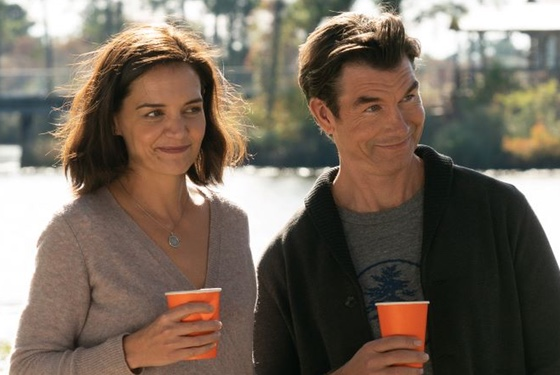 The Secret Dare to Dream Katie Holmes Jerry O'Connell