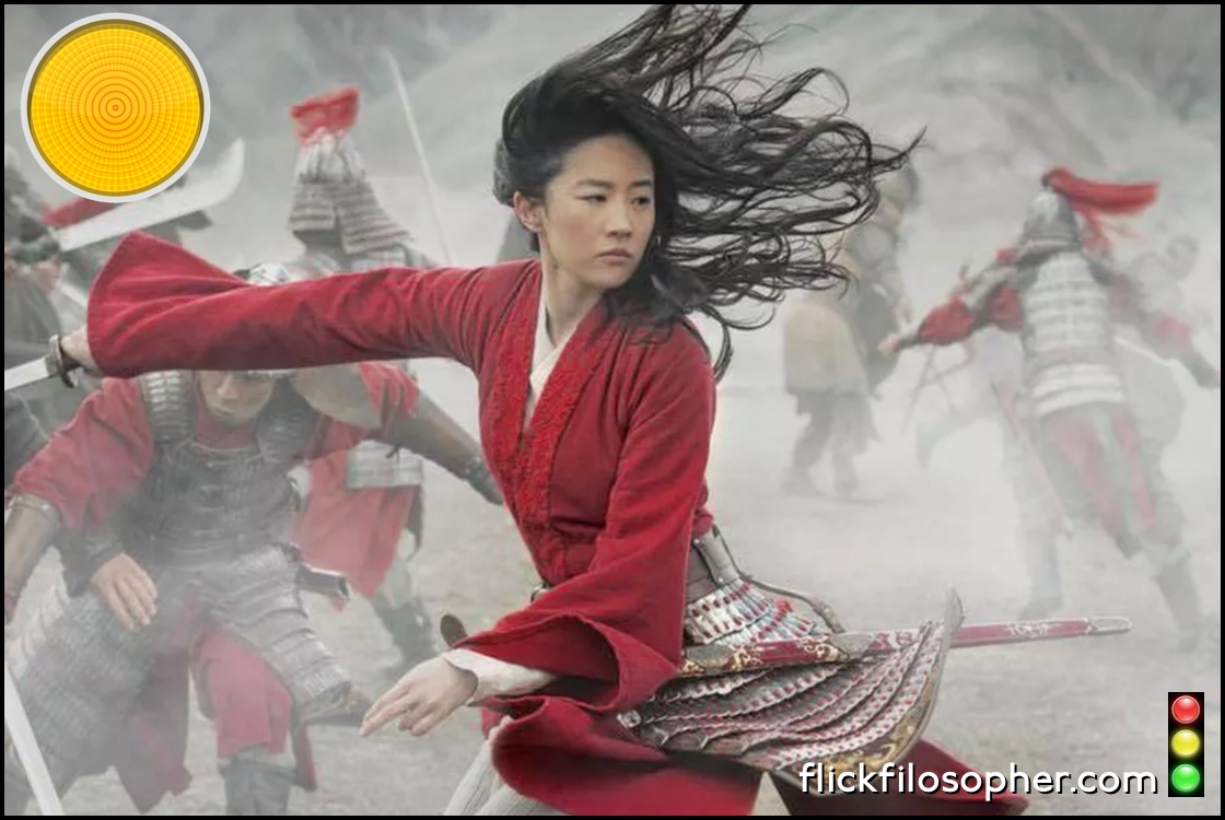Mulan (2020) movie review: girl (and film) at war with the ...