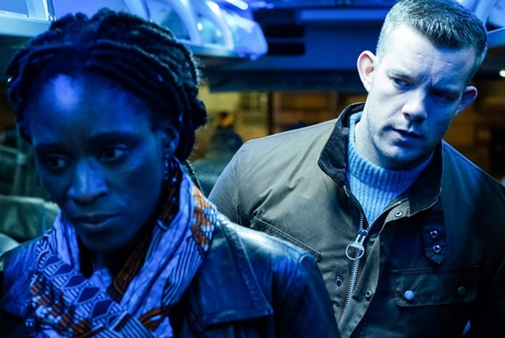 Years and Years Sharon Duncan-Brewster Russell Tovey