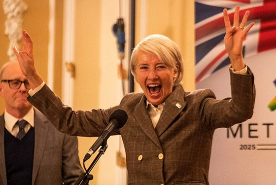 Years and Years Emma Thompson