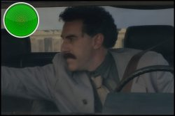 Borat Subsequent Moviefilm movie review: punching way the hell up (#AmazonPrime)