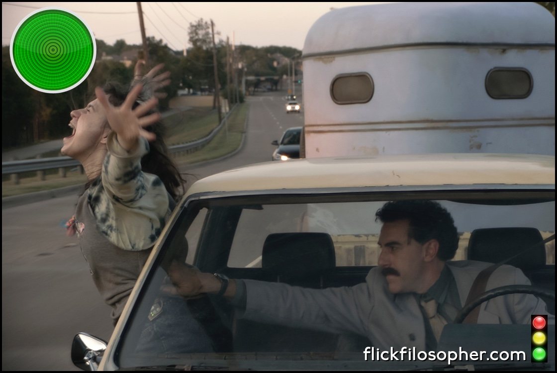 Borat Subsequent Moviefilm green light