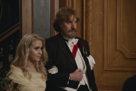 Borat Subsequent Moviefilm Maria Bakalova Sacha Baron Cohen