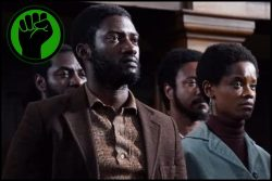 Small Axe: Mangrove movie review: parties and protests (#LFF2020) (#BBC/#AmazonPrime)