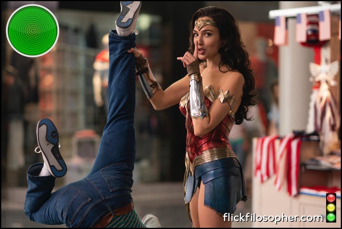 Wonder Woman 1984 green light